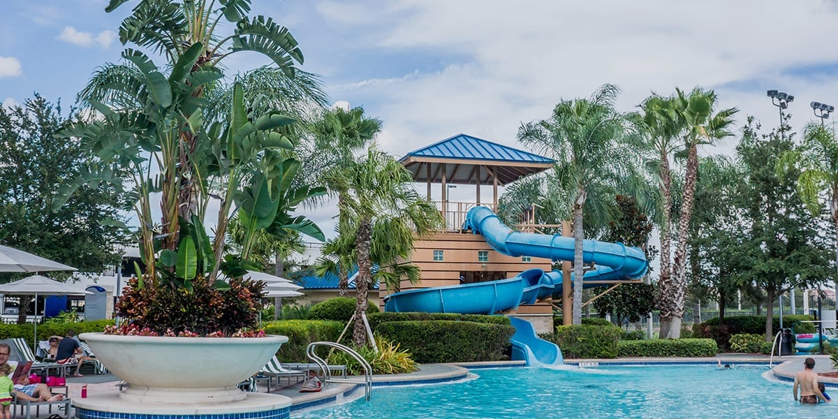 Mitchell Freitas - It's a Florida Thing: Vacation Homes - Water Country Water Park - Water park