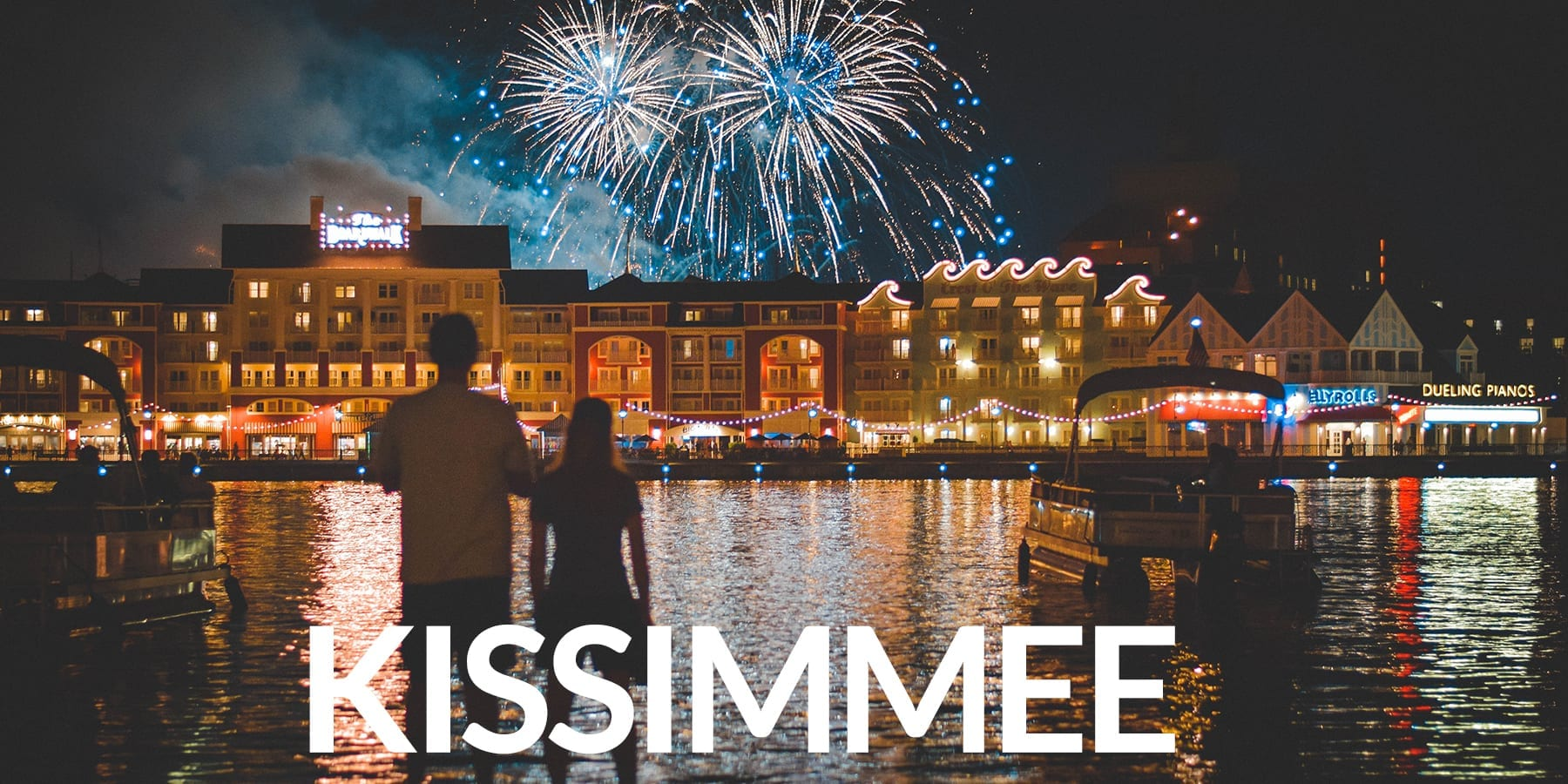 Mitchell Freitas - Welcome to Kissimmee, an Investor's Haven - New Year - New Year's Eve